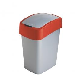 Abfallbehälter mit Schwing- oder Klappdeckel, PP