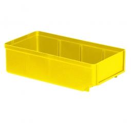 Regalkasten, gelb, LxBxH 300x152x83 mm