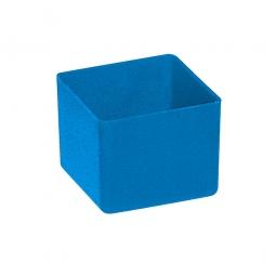 Einsatzkasten für Schubladen, blau