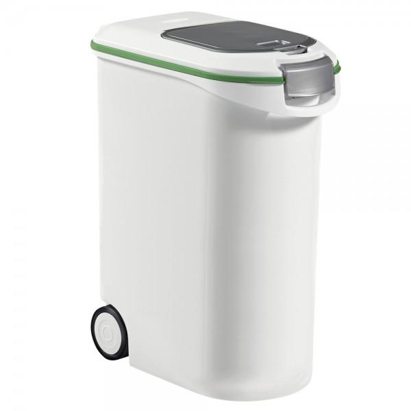 Vorrats container auf rollen 56 liter zutatenbeh lter for Badezimmer container auf rollen