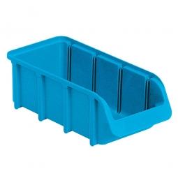 Sichtbox SOFTLINE SL 2L, blau, Inhalt 1,3 Liter, LxBxH 215/187x100x75 mm, Gewicht 80 g