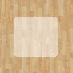 Bodenschutzmatten für harte, glatte Bodenbeläge, BxT 1200x1100 mm