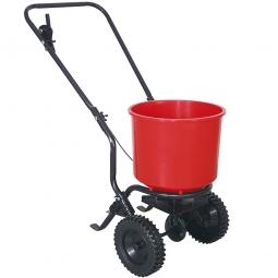 Streuwagen 20 Liter, aus witterungsbeständigem Kunststoff (PE)