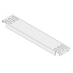 Tiefenauflage für Palettenegal, Regaltiefe 1100 mm