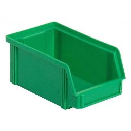 Sichtbox CLASSIC FB 5, LxBxH 170/140 x 100 x 77 mm, Gewicht 80 g, 1 Liter, grün