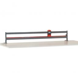 Schneidgerät für Tischbreite 2000 mm, BxTxH 1670x120x250 mm, Schnittbreite 1500 mm
