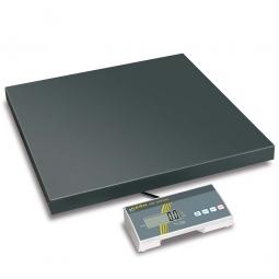 Plattformwaage, Wägeplatte LxBxH 315x305x65 mm, Wägebereich max. 150 kg, Ablesbarkeit 100 g