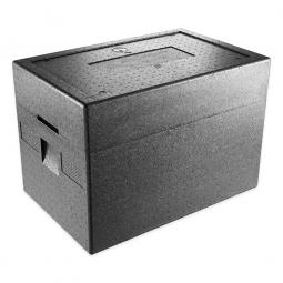 Thermobox für 3 Eisbehälter, LxBxH 635x420x450 mm, aus EPP