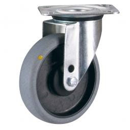 Elektrisch leitfähige Gummiräder Ø 125 mm, (Aufpreis pro Satz = 4 Stück)