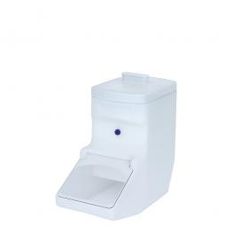 Zutatenspender, 21 Liter, LxBxH 475 x 205 x 470 mm, weiß