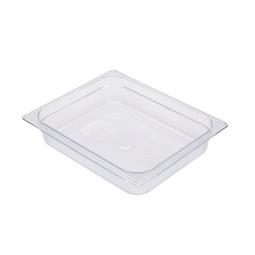 Gastronorm-Schale GN1/2, LxBxH 325 x 265 x 65 mm, 3,8 Liter, Polycarbonat