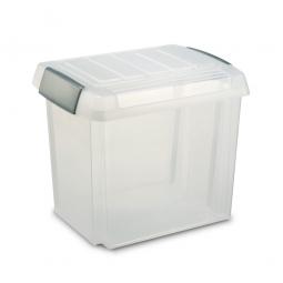 Ordner- und Hängemappenbox, Inhalt 50 Liter, LxBxH 475x370x405 mm, Polypropylen, VE=2 Stück