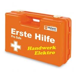 """Erste-Hilfe-Koffer """"Elektro"""", Inhalt nach DIN 13157 mit spezifischer Zusatzausstattung"""