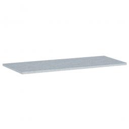 Zusatzboden für Schiebetürenschrank, verzinkt, BxT 1195x330 mm