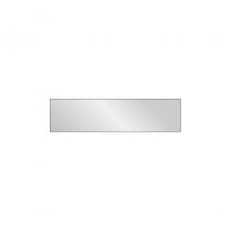 Zusatz-Stahlbodenebene, glanzverzinkt, BxT 2000 x 500 mm