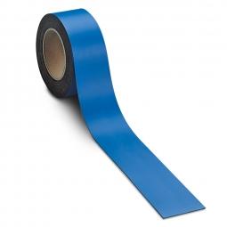 Magnetschilder, 10 m Rolle, Höhe: 20 mm, blau, Materialstärke 0,9 mm, für alle magnetischen Untergründe