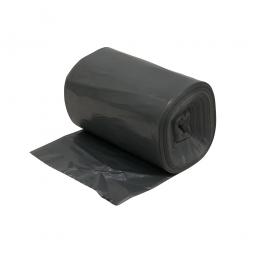 Müllsäcke 121 Liter, Umfang 1524 mm, anthrazitgrau, VE=300 Stück
