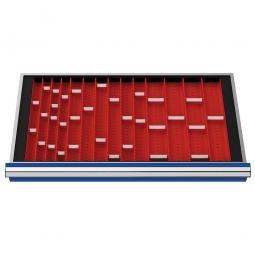 Muldenplatten, Für Schubladen mit Innenmaß 800x450 mm