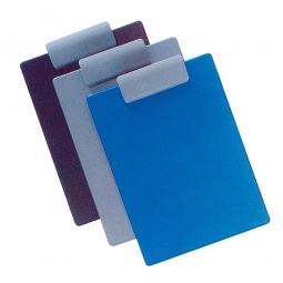 Schreibplatte grau aus bruchsicherem Kunststoff, HxB 320x235 mm