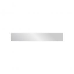 Zusatz-Stahlbodenebene, glanzverzinkt, BxT 2500 x 400 mm