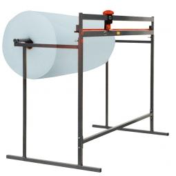 Schneidständer, feststehend, Schnittbreite 1250 mm,  BxTxH 1400x600x1150 mm