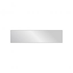 Zusatz-Stahlbodenebene, glanzverzinkt, BxT 2500 x 600 mm