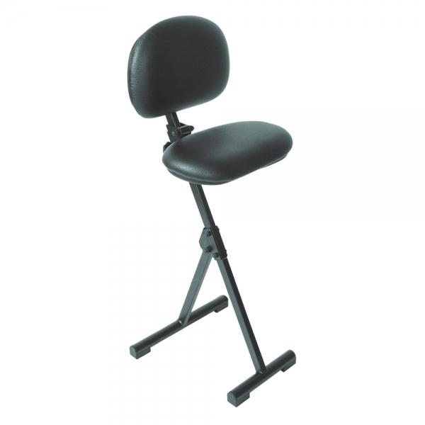 Stehhilfe Klappbar.Stehhilfe Klappbar Stahlrohr Gestell Schwarz Sitz Aus Pflegeleichtem Strapazierfähigem Sitzbezug Im Lederlook Schwarz