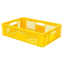 [B-Ware] - Bäckerkorb, LxBxH 600 x 400 x 150 mm, gelb