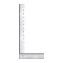 Kragarmregalständer, einseitig, TxH 566 x 2000 mm, Nutztiefe 400 mm