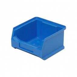 Sichtbox PROFI LB6, blau, Inhalt 0,3 Liter, LxBxH 100x100x60 mm, innen 75x85x55 mm.