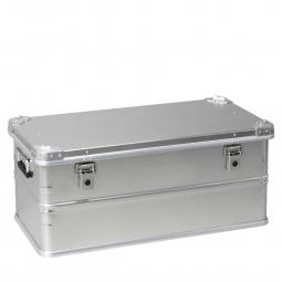 Alubox, Inhalt 81 Liter, LxBxH 785x385x345 mm, Gewicht 5,7 kg