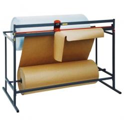 Doppel-Schneidständer, feststehend,  BxTxH 1400x600x1150 mm, Schnittbreite 1250 mm