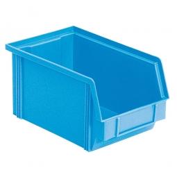 Sichtbox CLASSIC FB 4, LxBxH 230/200 x 140 x 122 mm, Gewicht 230 g, 3,7 Liter, blau