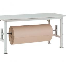 Rollensatz für Untertischmontage, Für Tischbreite 2000 mm