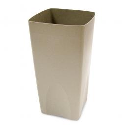 Abfallbehälter, Inhalt 72 Liter, beige