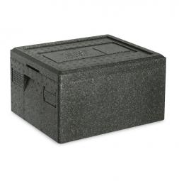 Thermobox GN1/2 mit Deckel, 15 Liter, LxBxH 390 x 330 x 230 mm