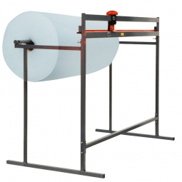 Schneidständer, feststehend, Schnittbreite 1500 mm,  BxTxH 1650x600x1150 mm