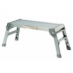Arbeitsplattform, Plattformgröße 760x300 mm, Plattformhöhe 370 mm