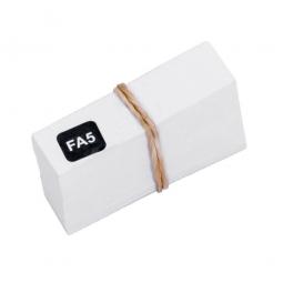 Beschriftungs-Etiketten für Sichtbox FUTURA FA5, weiß, VE=100 Stück