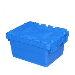 "ALC Klappdeckelbox ""Profi"", verplombbar, LxBxH 400x300x200 mm, 16 Liter"