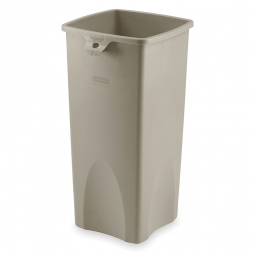 Wertstoff- und Abfallbehälter