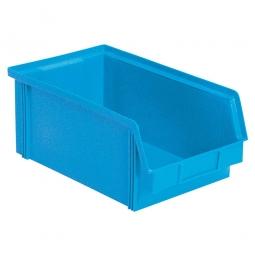 Sichtbox CLASSIC FB 3Z, LxBxH 350/300 x 200 x 145 mm, Gewicht 530 g, 8,7 Liter, blau