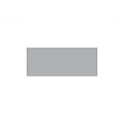 Fachboden für Steckregal, kunststoffbeschichtet, Tragkraft 250 kg, BxT 1000 x 400 mm, mit 4 Fachbodenträgern