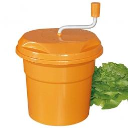 Salatschleuder, 12 Liter, ØxH 330 x 430 mm, für 3-4 Salatköpfe oder max. 2,8 kg