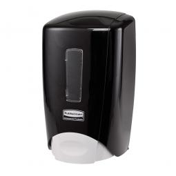 Seifenspender Rubbermaid Flex für 500 ml Flüssigseife oder Schaumseife, schwarz