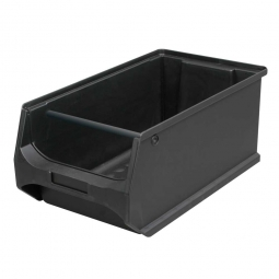 Sichtbox Profi LB3T, leitfähige Ausführung,schwarz, LxBxH 350x200x150 mm, innen 295x175x140 mm