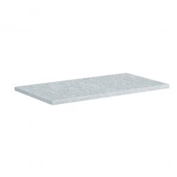 Einlegeboden für Materialschrank, HxBxT 24x1197x 452 mm, verzinkt