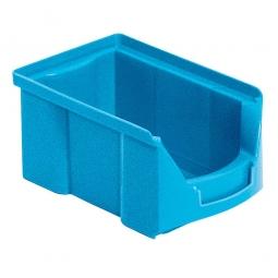 Sichtbox FUTURA FA 4, blau, Inhalt 3 Liter, LxBxH 230/196x140x122 mm, Gewicht 250 g