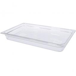 Gastronorm-Schale GN1/1, LxBxH 530 x 325 x 65 mm, 8,5 Liter, Polycarbonat