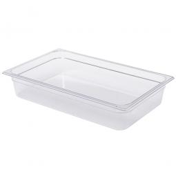 Gastronorm-Schale GN1/1, LxBxH 530 x 325 x 100 mm, 13 Liter, Polycarbonat